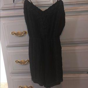 Dresses & Skirts - Forever 21 black romper